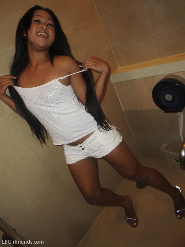 Asian shemale girlfriend