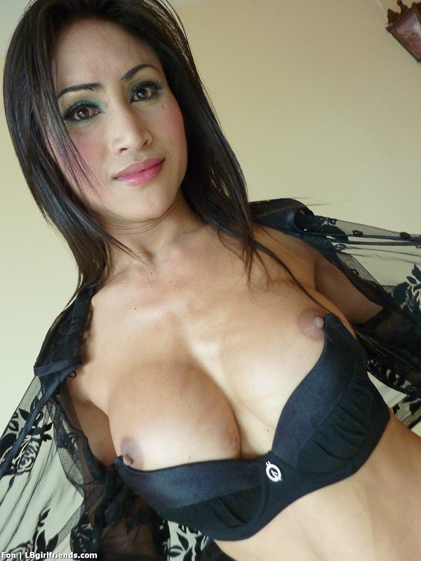 Asian Big Tits Stockings