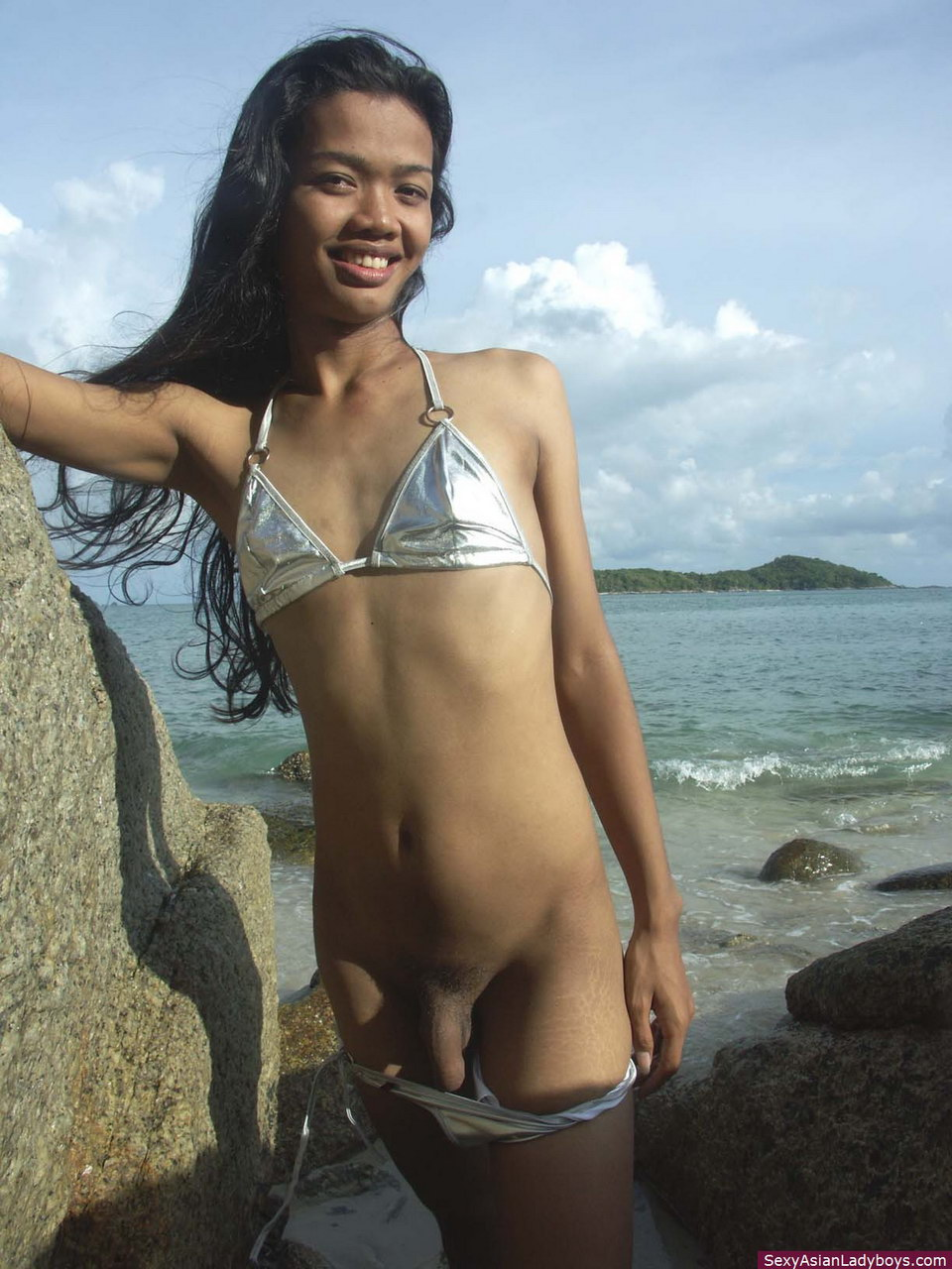 Girls phuket nude beach in