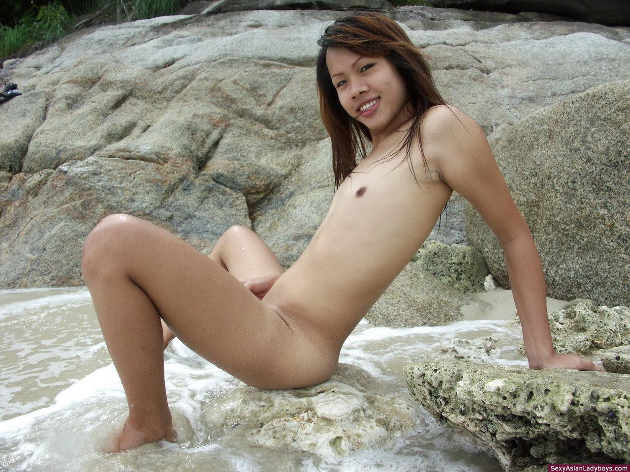 lady jane nude sex on beach