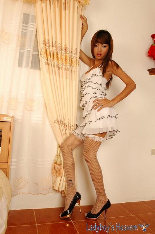 Asian girl pearl